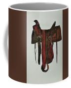 Western Saddle Coffee Mug