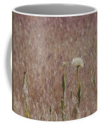 Western Salsify Seed Head Coffee Mug