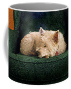 Westie Nap Coffee Mug
