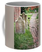 Westminster Burying Ground Coffee Mug