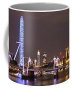 Westminster From Waterloo Bridge London Coffee Mug