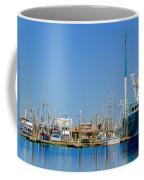 Westport Docks Color Coffee Mug