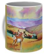 Westriver Pronghorn Coffee Mug