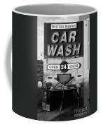 Westside Highway Car Wash Nyc Coffee Mug