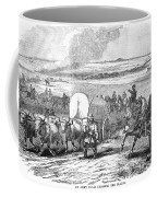 Westward Expansion, 1858 Coffee Mug by Granger