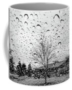Wet Car Window B Coffee Mug