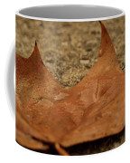 Wet Leaf Coffee Mug