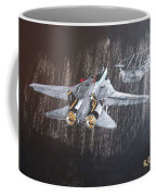 Wet Night Landing Coffee Mug