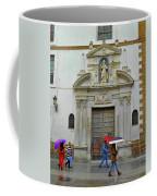 Wet People Door Cadiz Coffee Mug