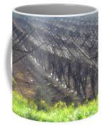 Wet Vineyard Coffee Mug
