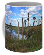 Wetland Palms Coffee Mug