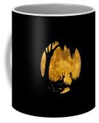 Wetland Wildlife Massive Moon .png Coffee Mug