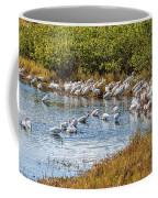 Wetlands Watering Hole Coffee Mug