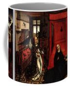 Weyden Annunciation Triptych Coffee Mug