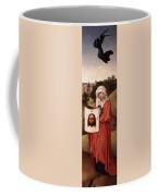 Weyden Crucifixion Triptych  Right Wing  Coffee Mug