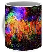 Whacked Out Quadrant Coffee Mug
