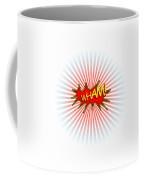 Wham Explosion Coffee Mug