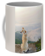 What A View In The Annapurnas Coffee Mug
