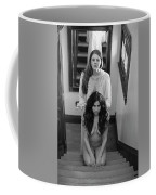 What Awaits At The Bottom Of The Stairwell Coffee Mug