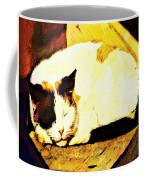 What Do Cats Dream Of Coffee Mug