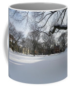 What I Love About Winter Coffee Mug