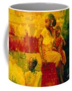 What Is It Ma Coffee Mug by Bayo Iribhogbe