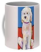 What No Diamonds Coffee Mug by Pat Saunders-White