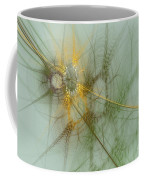 Wheat Design Coffee Mug