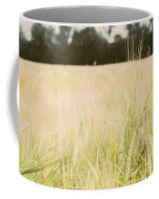 Wheat Field Closeup Coffee Mug