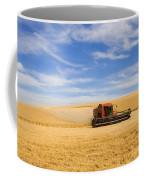 Wheat Harvest Coffee Mug by Mike  Dawson