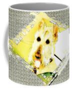Wheaten Scottish Terrier - During Sickness And Health Coffee Mug
