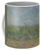 Wheatfield With Partridge Paris, June - July 1887 Vincent Van Gogh 1853 - 1890 Coffee Mug