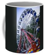 Wheel At The Fair Coffee Mug