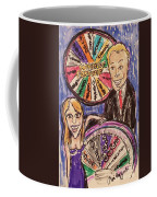 Wheel Of Fortune Pat Sajak And Vanna White Coffee Mug
