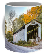 Wheeling Covered Bridge Coffee Mug
