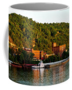 Wheeling Island Coffee Mug
