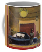 Wheels In The City Coffee Mug