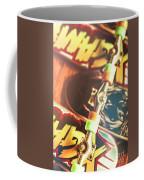 Wheels Trucks And Skate Decks Coffee Mug
