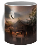 When Dead Leaves Fly Coffee Mug