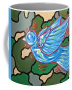 When Doves Cry Coffee Mug