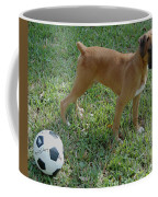 When I Was Just A Pup Coffee Mug