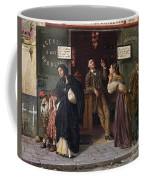 When Pawnbrokers Or Closed Bank Coffee Mug