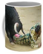 When The Bull Gores The Matador II Coffee Mug