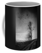 When The Darkness Gets Out Coffee Mug