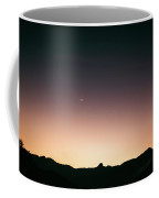 When The Points Align In The Dawn. Coffee Mug