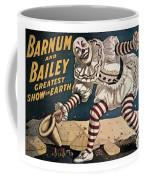 When The Show Was Great Clown Coffee Mug
