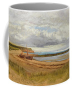 When The Tide Is Low  Maer Rocks, Exmouth, Coffee Mug