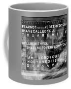When You Pass Through The Waters Part II - Smoke Coffee Mug