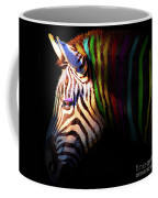 When Zebras Dream 7d8908 Square Coffee Mug