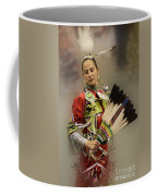 Pow Wow Where Are You Now Coffee Mug